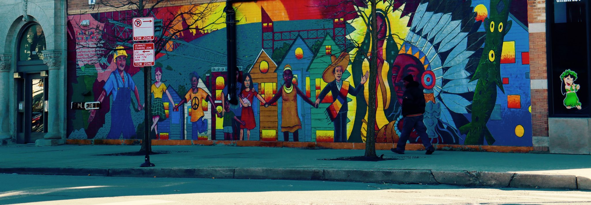 Native Street Art